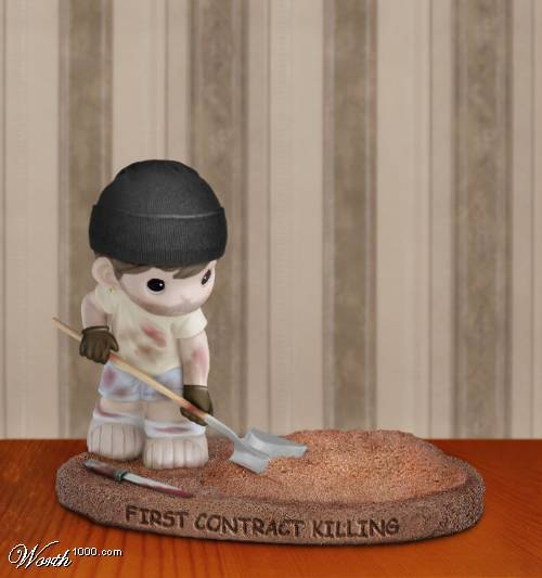 My 1st Contract Killing