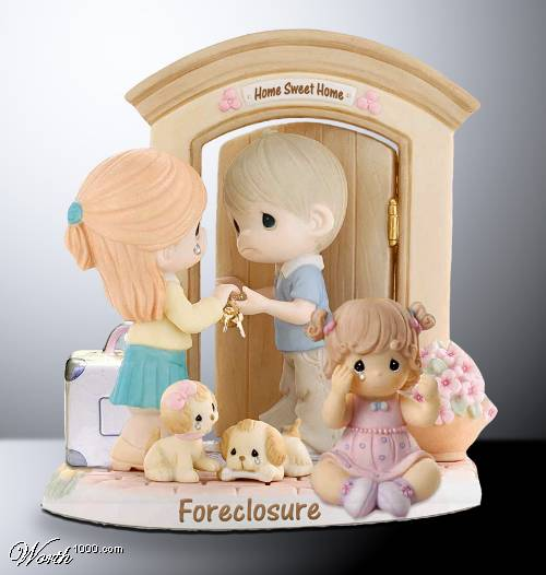 My 1st Foreclosure
